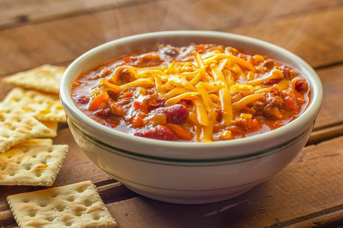 5-Step Mouthwatering Crockpot Chili Recipe