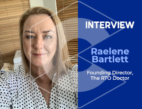 Interview with The RTO Doctor's Founding Director - Raelene Bartlett