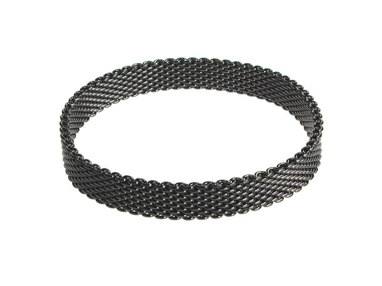Flat Mesh Bangle - Erica Zap Designs