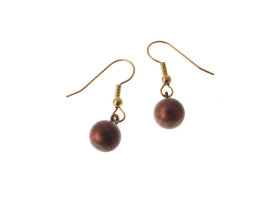 Ball Drop Earrings - Erica Zap Designs