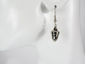 Acorn Drop Earrings | Erica Zap Designs