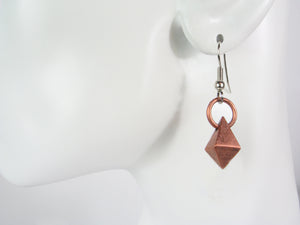 Angled Drop Earrings | Erica Zap Designs