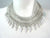 Geometric Collar Necklace | Erica Zap Designs