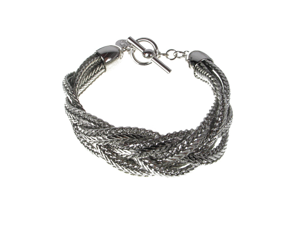 Braided Chain Bracelet | Erica Zap Designs