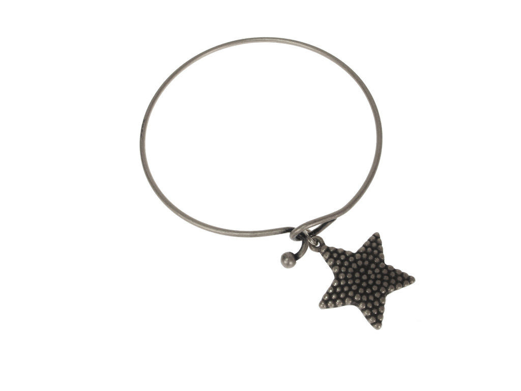 Dotted Star Charm Bracelet | Erica Zap Designs