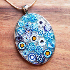 All Millefiori Pendants