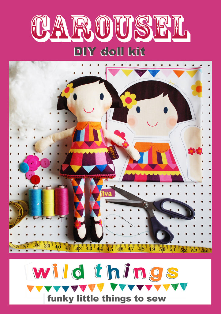 Doll Kit Step by Steps