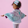 Kids Angel Wings Cape and Crown play set