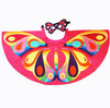 Butterfly Wings Cape and mask play set