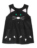 Girls Cat Dress up pinafore