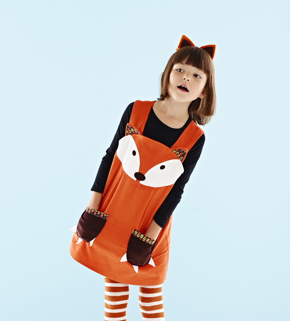 Wild Things Fox Dress