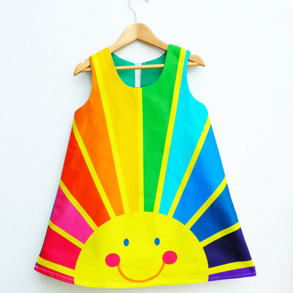 Rainbow of Hope Sunrise Dress