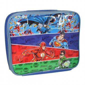 JUSTICE LEAGUE LUNCH BAG