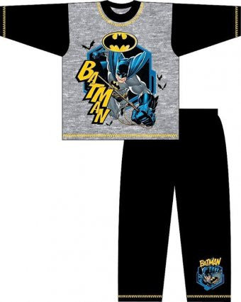 BATMAN BOYS OLDER PJS