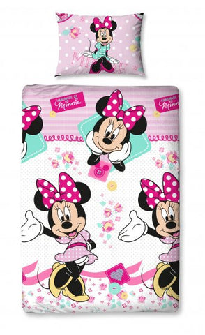Disney Minnie Mouse Rotary Duvet Set