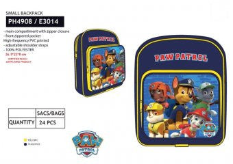 Great bag featuring Paw Patrol