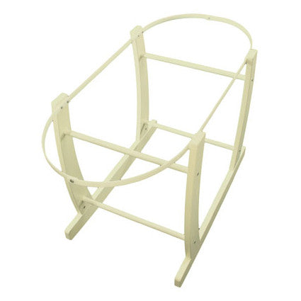 Basic Moses basket / Izzy pod adjustable rocking stand