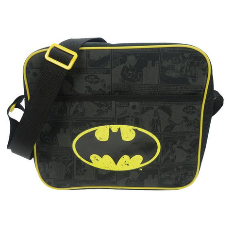 Batman Courier Style Bag with side compartment