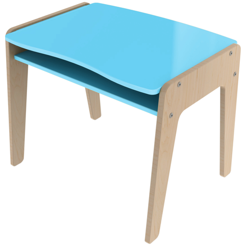 Children's Desk - Blue