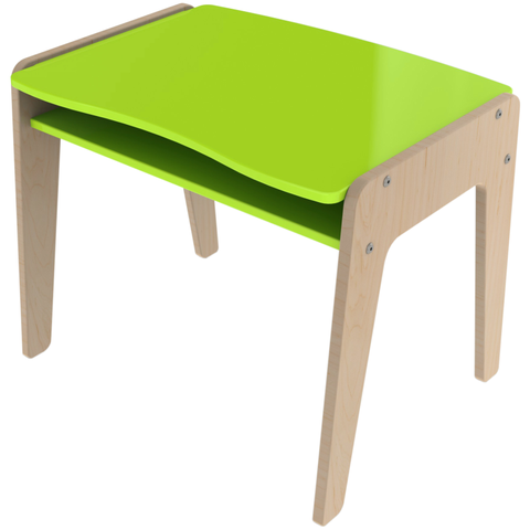 Children's Desk - Green