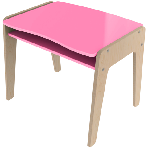 Children's Desk - Pink