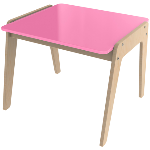 Children's Table - Pink