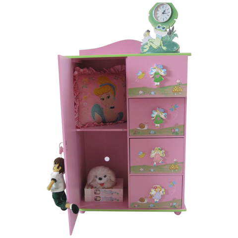 Fairy Storage Cabinet with Drawers