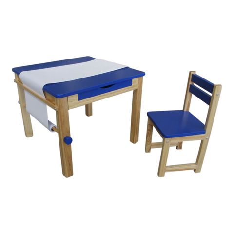 Boss Art Table - Blue