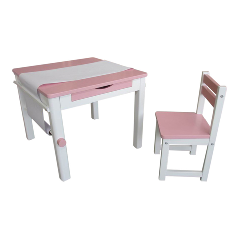 Boss Art Table - Pink