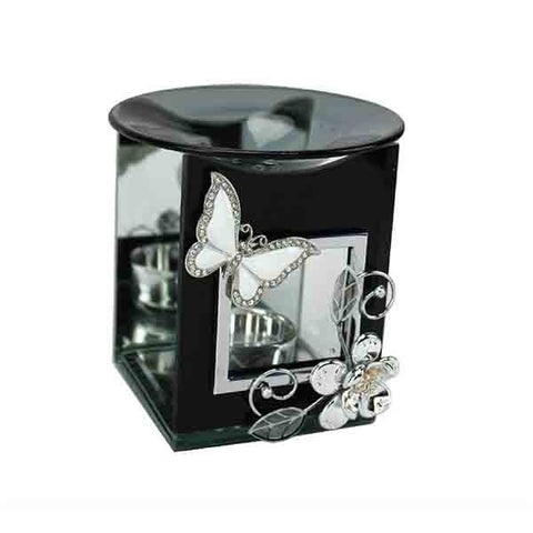 Black Butterfly Oil Warmer PREORDER
