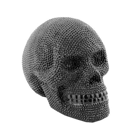 Black Diamante Skull PREORDER