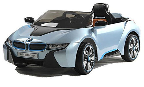 BMW i8 LICENSED 12V KIDS RIDE ON CAR CHILDREN'S BATTERY