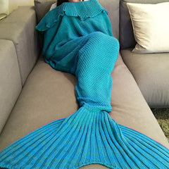 Adult Fish Tail Blankets