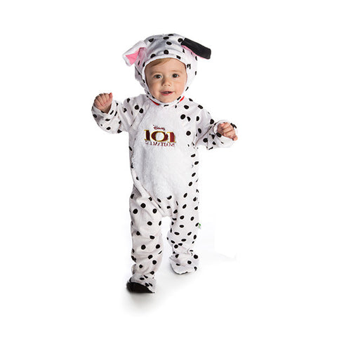 101 Dalmation - Patch - Plush All-in-one With Feature 18-24 Months