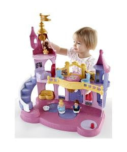 Twirl & Songs Palace - Fisher Price Little People