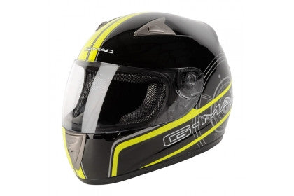 G-mac Pilot Graphic Motorcycle Helmet