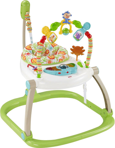 Fisher-Price Spacesave Adjustable Interactive Jumperoo