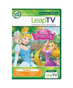 LeapFrog LeapTV Game - Disney Princess