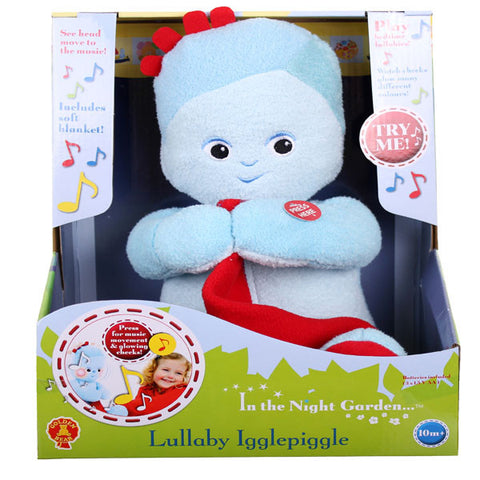 Lullaby Igglepiggle 30cm