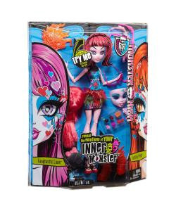 Monster High Fearfully Feisty Doll