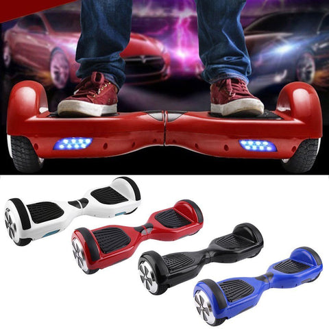 "6.5"" Fusion Electric Scooter Hover Board Self Balance Bluetooth"