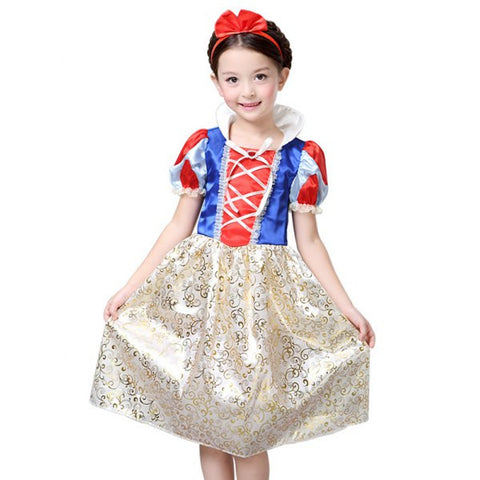 Kids Midi Princess Cosplay Dress