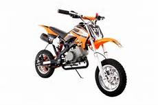 Pocket Rocket Scrambler 49cc - (MINI DIRT DEVIL) Orange