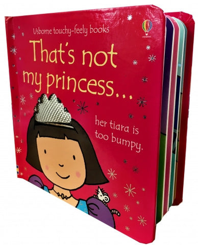 Thats Not My Princess (Touchy-Feely Board Books)