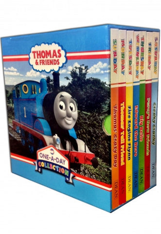 Thomas & Friends One a Day  Collection 7 Books Set