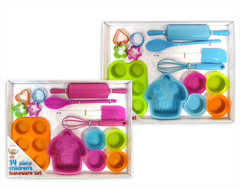 'We Can Cook' Kids' 14 piece Baking Set