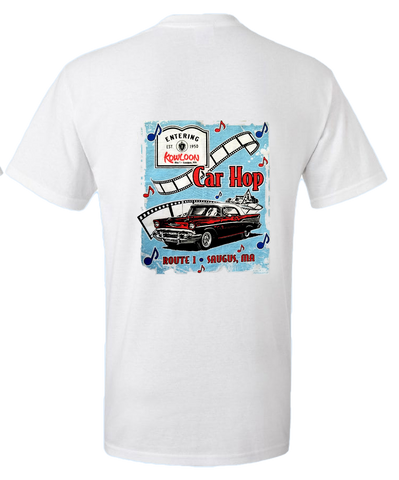 Kowloon Car Hop T-Shirt