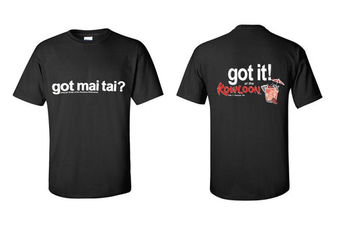 'Got Mai Tai?' T-Shirt
