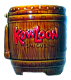 Kowloon Drum Tiki Mug