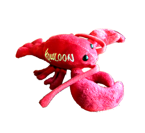 Lobster Plush - Small